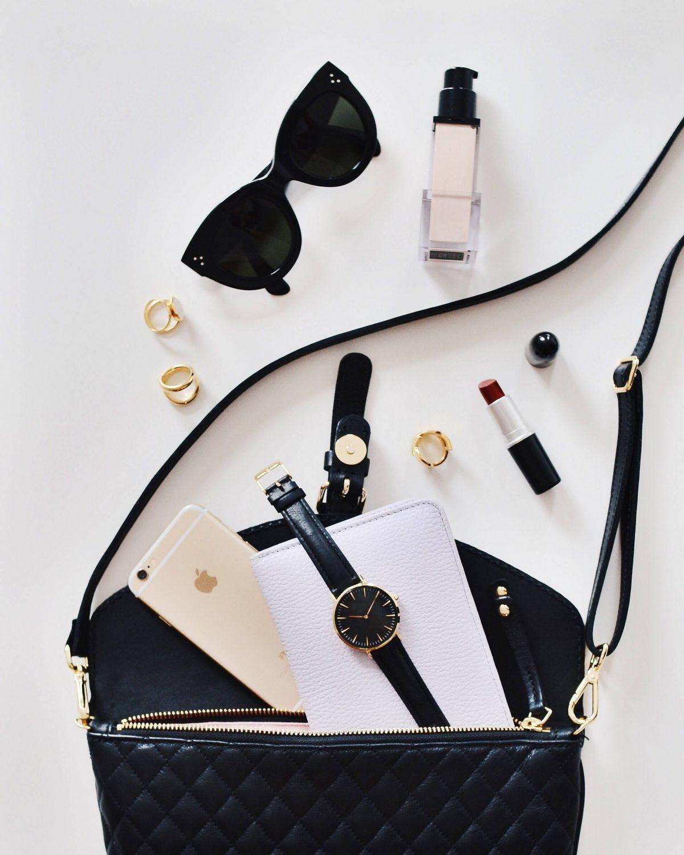Hvad er der i tasken?