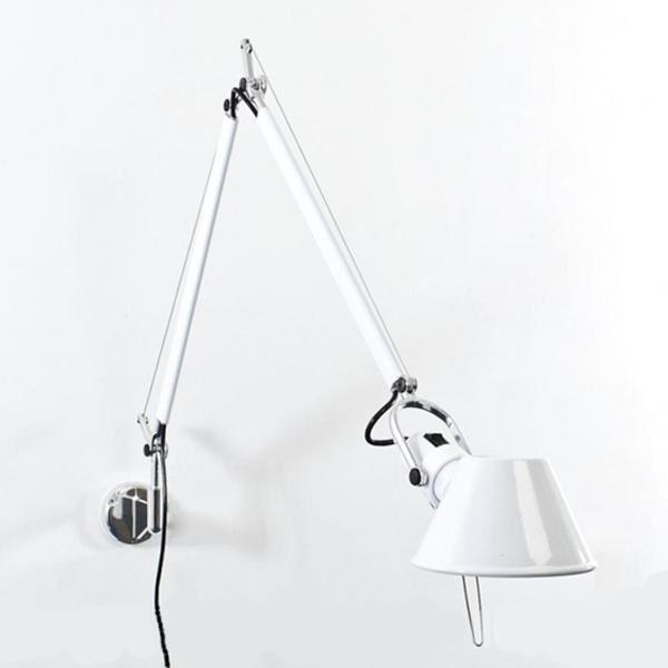 artemide-væglampe-i-hvid