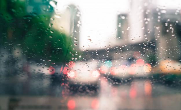 Øv: regn og blæst