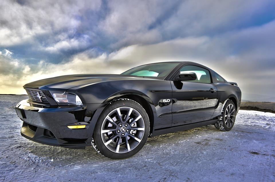 Drømmebilen - Ford Mustang