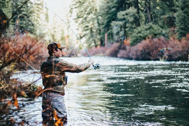 Hvorfor blive lystfisker?